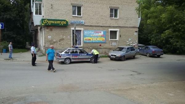 авария, дети, ДТП|Фото:ГУ МВД России по СО