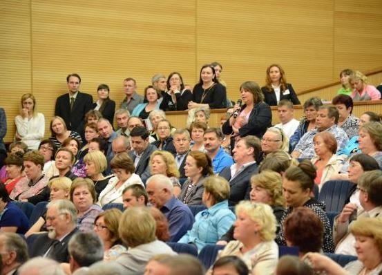 Наталья Комарова, Ханты-Мансийск, прием граждан|Фото: правительство ХМАО