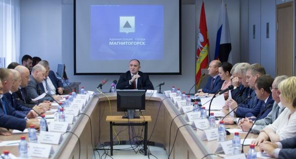 дубровский, магнитогорск|Фото:пресс-служба губернатора челябинской области
