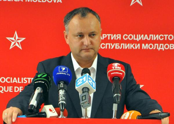 Игорь Додон|Фото: politics.md
