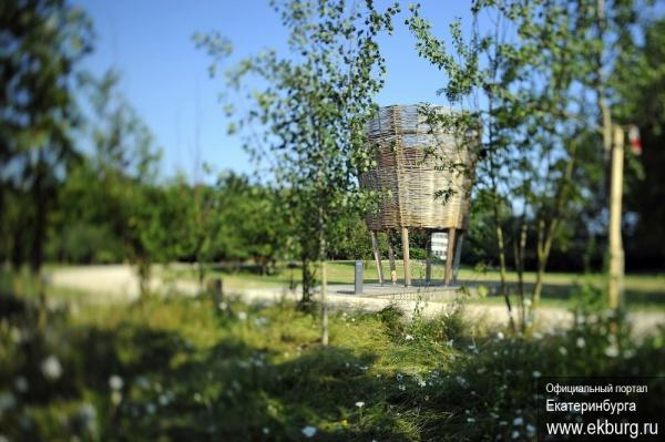 Екатерининский парк, Парк Коммунаров, проект|Фото: Администрация Екатеринбурга