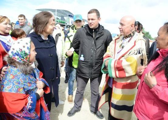 Наталья Комарова, кубок губернатора по гребле|Фото: правительство ХМАО