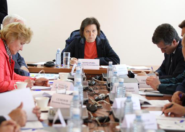 Наталья Комарова, Нефтеюганск, разлив нефти Фото: admhmao.ru