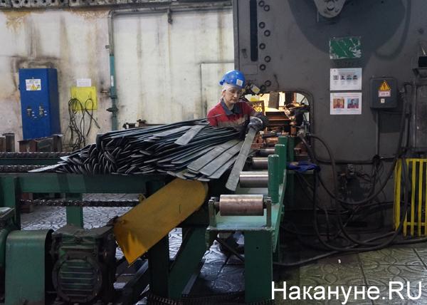 дробометная установка, ЧМЗ, Чусовской металлургический завод Фото: Накануне.RU