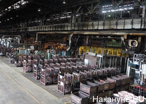 ЧМЗ, Чусовской металлургический завод, ОМК, промышленность, рессорный цех|Фото: Накануне.RU