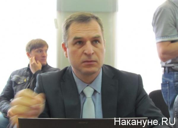 "журналист ""Крик ТВ"" Максим Румянцев|Фото: Накануне.RU"