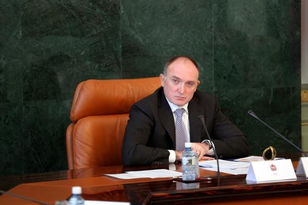 Борис Дубровский, антикризисный штаб|Фото:пресс-служба губернатора челябинской области