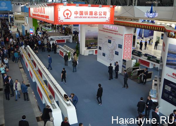 Иннопром, Россия-Китай, Китайские железные дороги|Фото: Накануне.RU