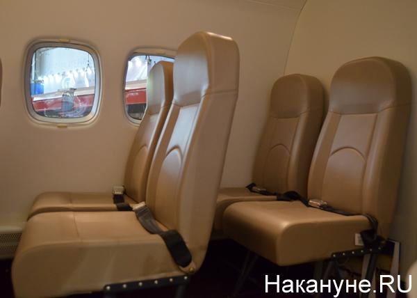 Иннопром, сиденья|Фото: Накануне.RU