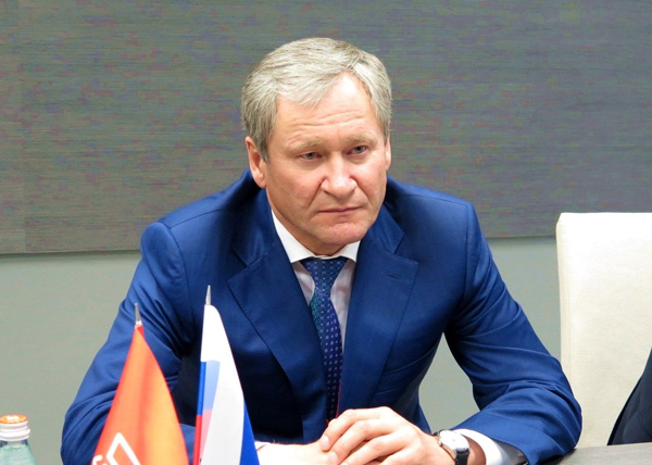 Иннопром, Алексей Кокорин|Фото: kurganobl.ru