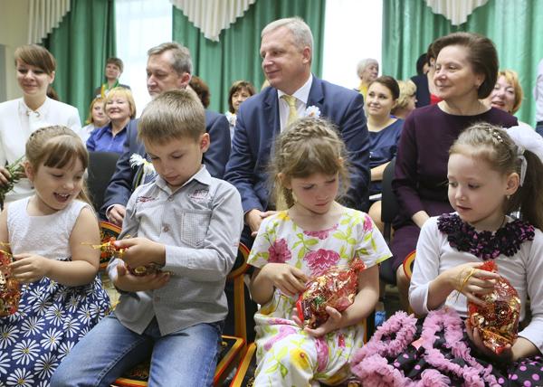 Наталья Комарова, деткий сад, Сургут|Фото: admhmao.ru