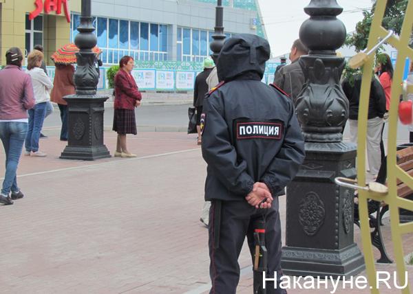 Уфа, полиция |Фото: Накануне.RU