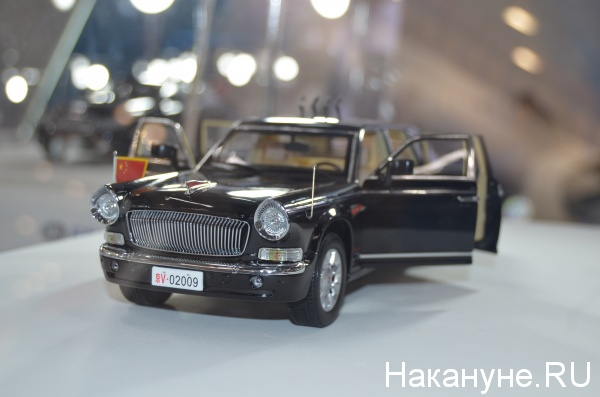 иннопром, китайские автомобили|Фото:Накануне.RU