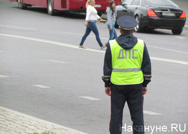 Уфа, ДПС|Фото: Накануне.RU