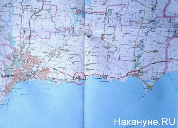 Широкино, Мариуполь, Новоазовск|Фото: Накануне.RU