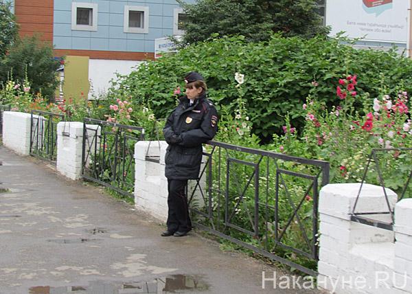 Уфа, полиция|Фото: Накануне.RU