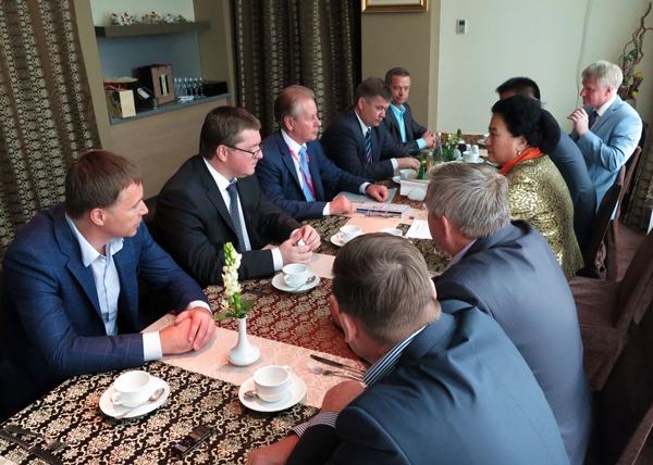 курганская и китайская делегации|Фото: kurganobl.ru