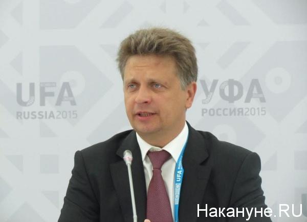 Максим Соколов, министр транспорта РФ Фото: Накануне.RU