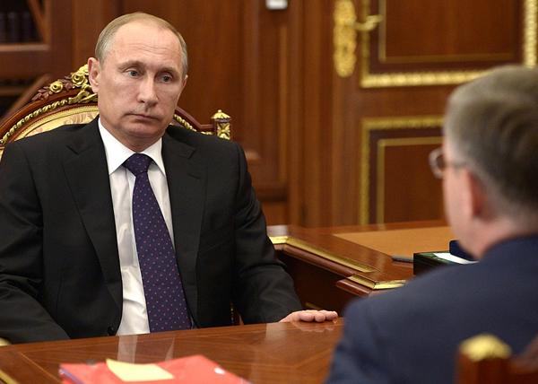 Владимир Путин, Владимир Якушев|Фото: kremlin.ru
