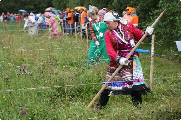 турнир косарей|Фото: midural.ru