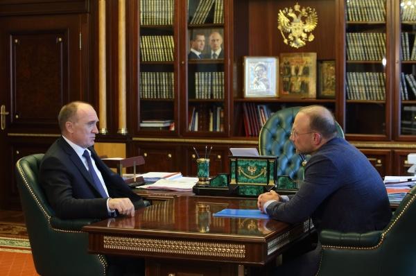 дубровский, алтушкин, рмк|Фото:пресс-служба губернатора челябинской области
