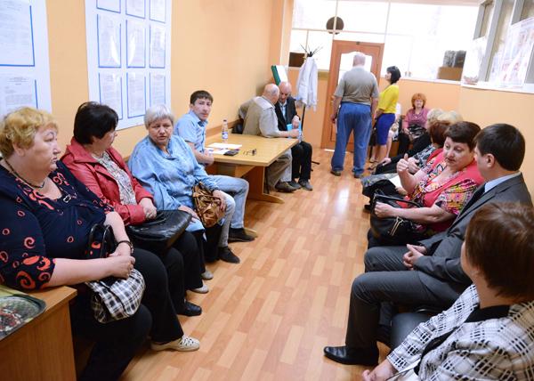 Встреча Натальи Комаровой с жителями Игрима|Фото: Пресс-служба губернатора ХМАО