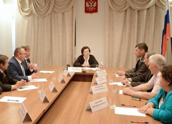 Наталья Комарова, дума Березовского района|Фото: правительство ХМАО