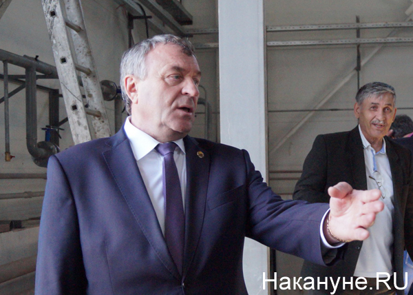 Глава администрации Нефтеюганска Вячеслав Арчиков|Фото: Накануне.RU