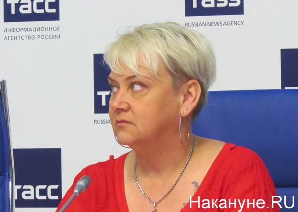 "пресс-конференция, фестиваль ""Усадьба Jazz"", Ольга Головина|Фото: Накануне.RU"