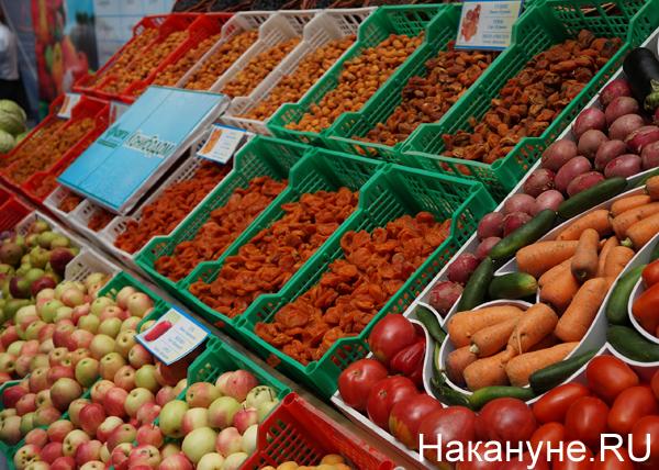 "выставка ""Сугд-2015"", Таджикистан, фрукты|Фото: Накануне.RU"