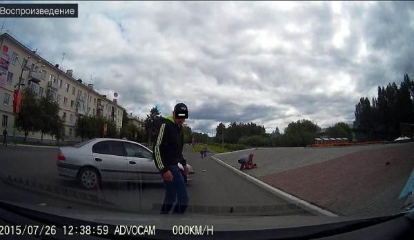 дтп с коляской, лесной|Фото: spbvoditel.ru