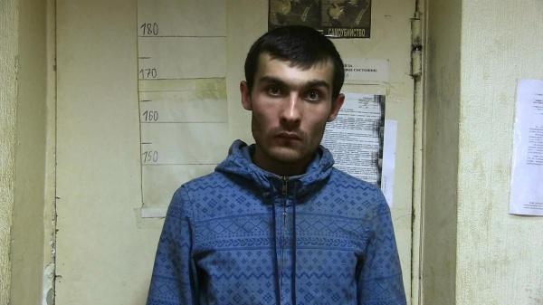 нападавший с ножницами|Фото: УМВД России по Екатеринбургу
