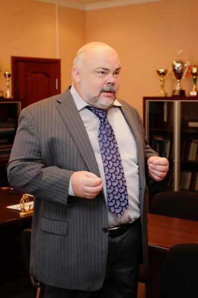 и.о. ректора КГУ Михаил Максович Ерихов|Фото: пресс-служба губернатора Курганской области