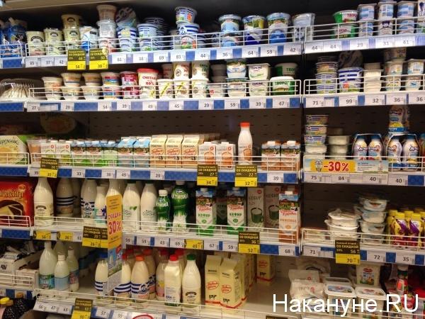 Молоко, магазин, продукт, торговая сеть|Фото: Накануне.RU