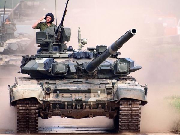 танк, армия, вооруженные силы РФ|Фото: