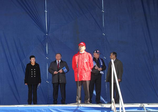 Виктор Малышев, первый секретарь кондинского районного отделения КПРФ|Фото: politkonda.ru