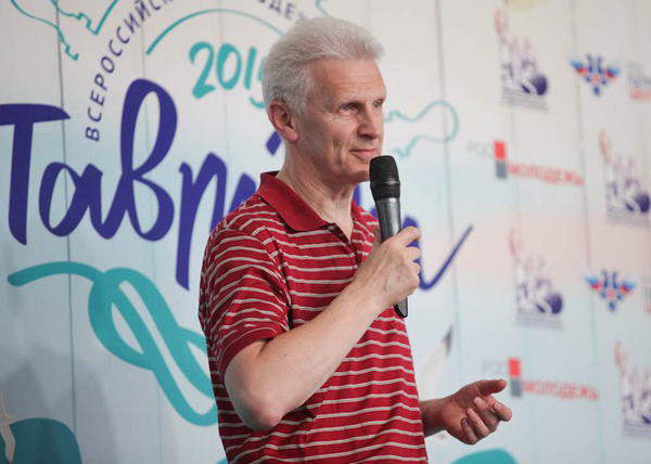 Андрей Фурсенко, Таврида|Фото: Росмолодежь
