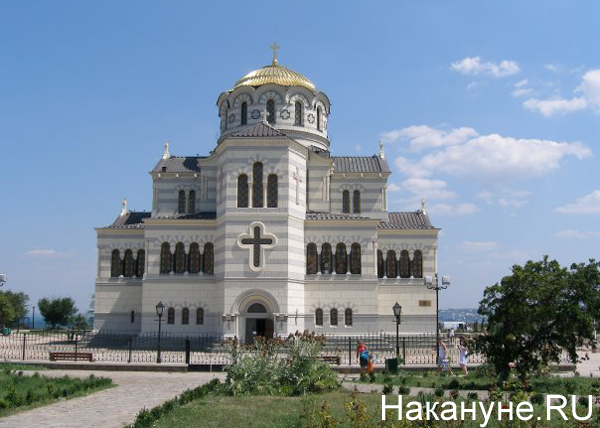 Владимирский кафедральный собор, Херсонес Таврический, Севастополь|Фото: Накануне.RU