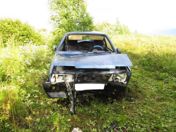 Шадринский район авария ДТП Фото: ГИБДД Курганской области