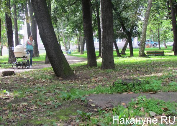 парк Блюхера|Фото: Накануне.RU