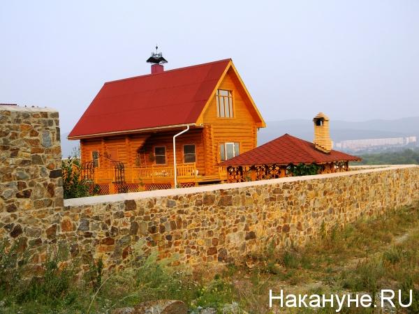 тургояк, дом Фото:накануне.ру