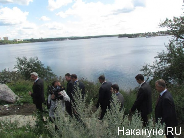 Набережная, Нижний Тагил, пруд, водоем, вода|Фото: Накануне.RU