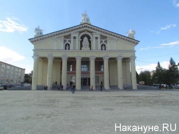 Драматический театр, Нижний Тагил, драмтеатр|Фото: Накануне.RU