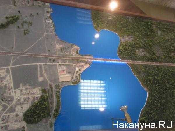 Проект моста через пруд, Нижний Тагил|Фото: Накануне.RU