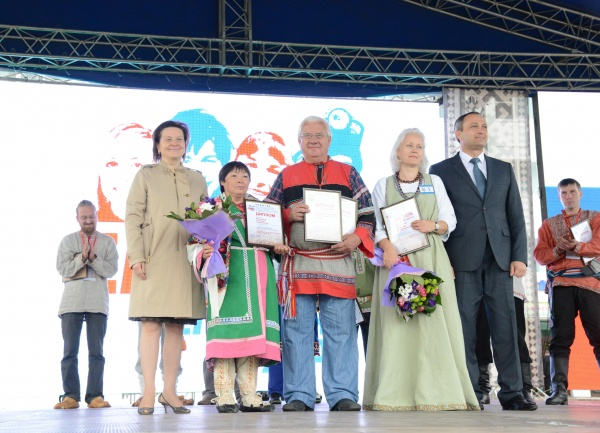 День КМНС, промысел, ремесла, конкурс Славим человека труда, Комарова|Фото: пресс-служба губернатора хмао