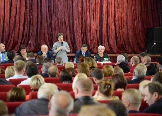 Наталья Комарова, Сорум, Белоярский район Фото: правительство ХМАО
