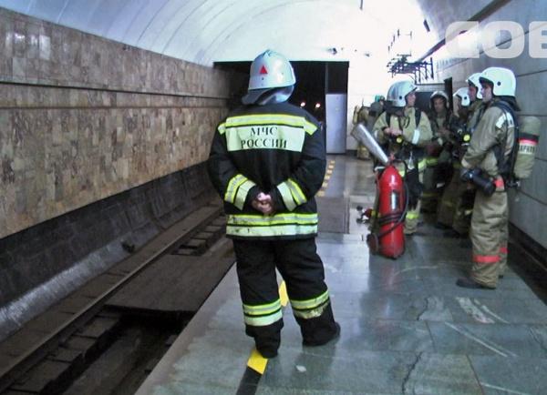 задымление в метро Екатеринбурга|Фото: Сова