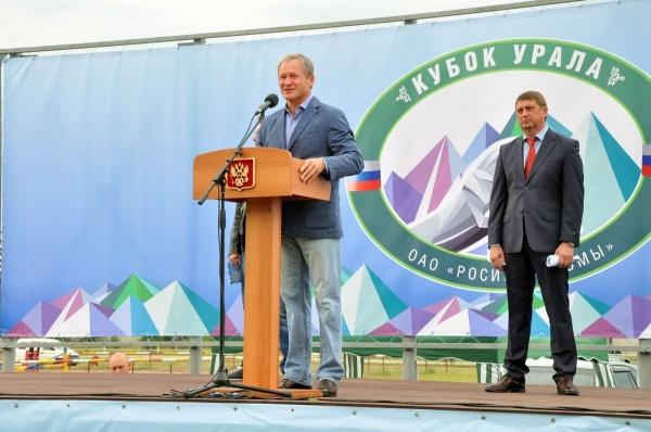 Кубок Урала 2015 Алексей Кокорин|Фото: пресс-служба губернатора Курганской области
