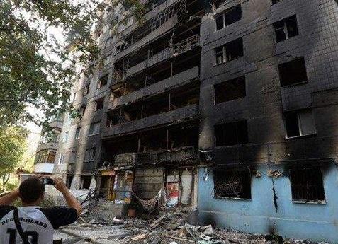 Обстрел, Донбасс, разрушение, война|Фото: Накануне.RU