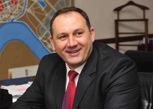 Максим Ряшин, глава администрации Ханты-Мансийска|Фото: admhmansy.ru